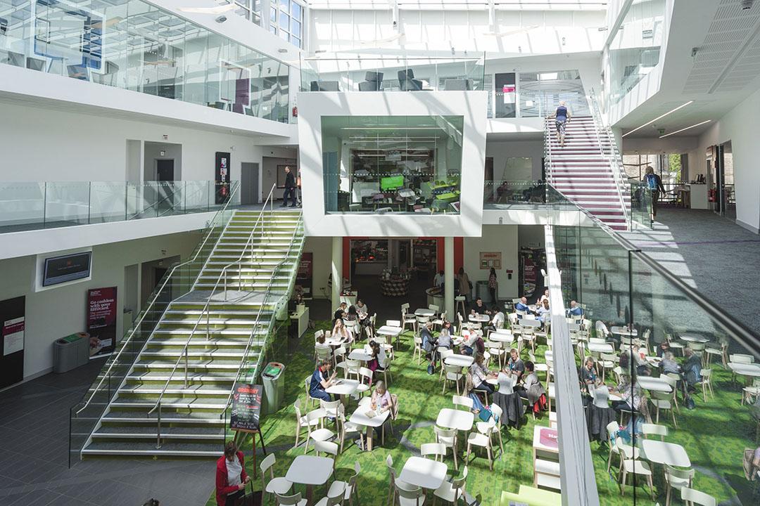 Sheffield hallam university csh interiors - Sheffield school of interior design ...